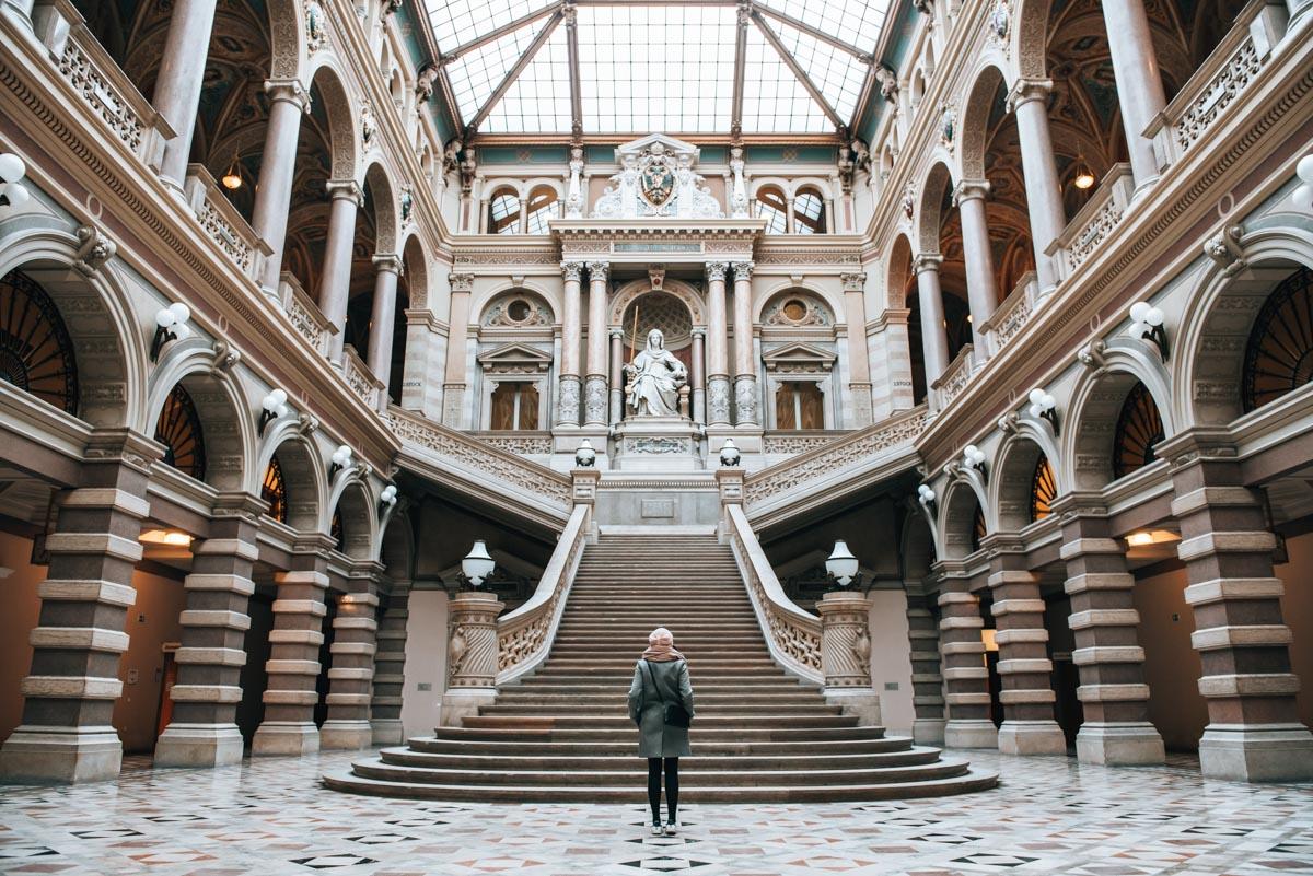 Wien Justizpalast Tipps