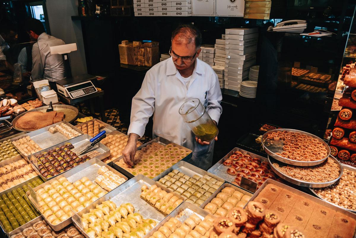 Baklava Istanbul Tipps