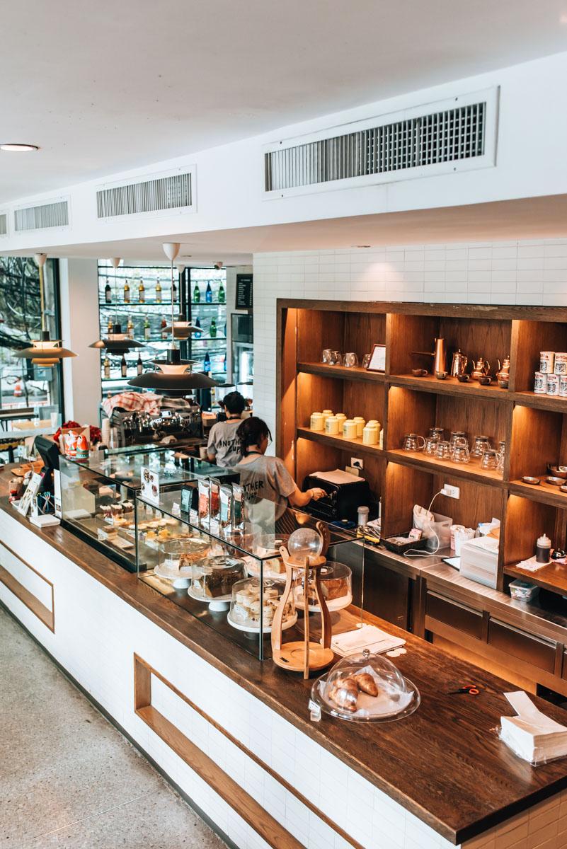 Cafe Bangkok Tipps