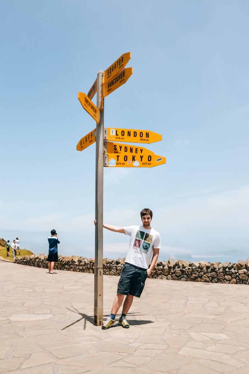 Cape Reinga Erfahrungen