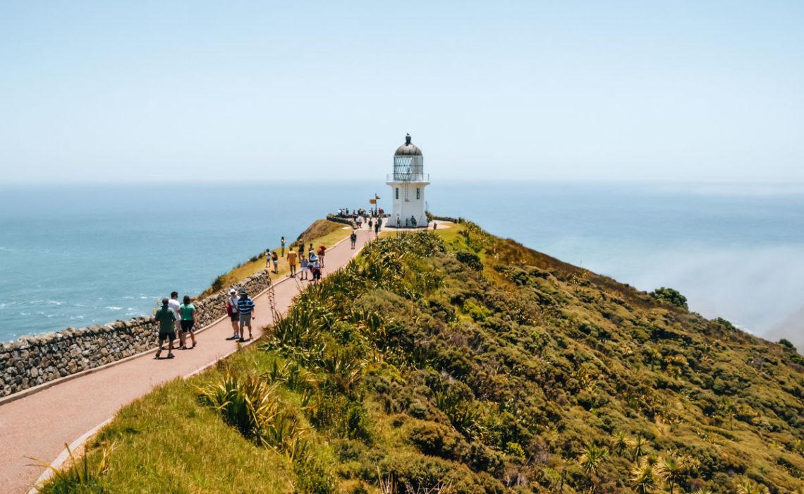Cape Reinga von Auckland