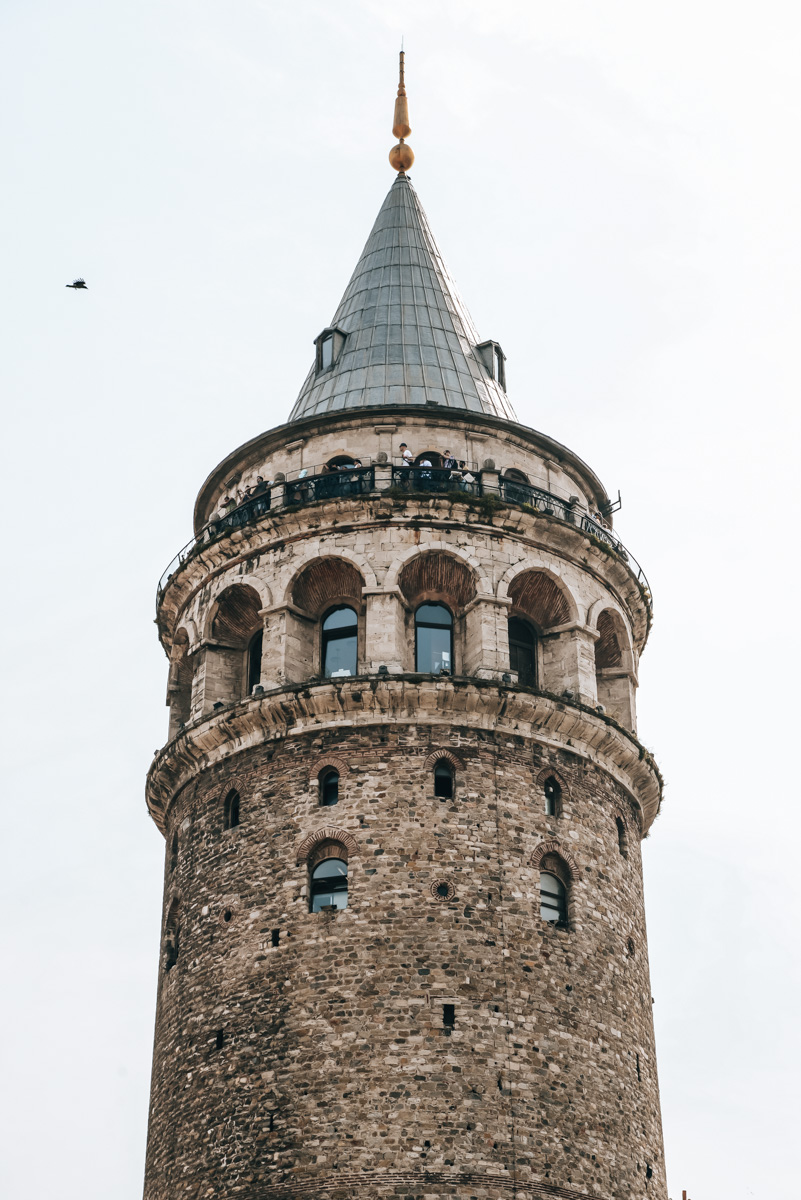 Galata Tower Lookout