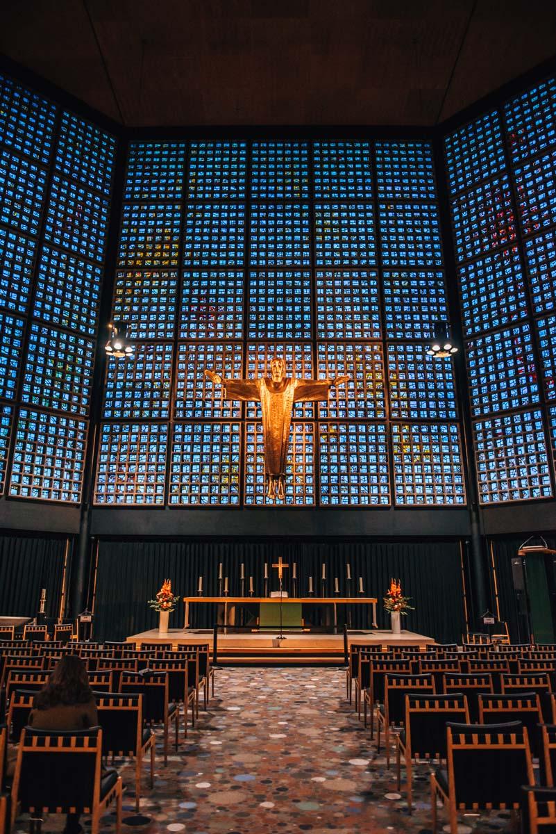 Gedächtnis Kirche Berlin