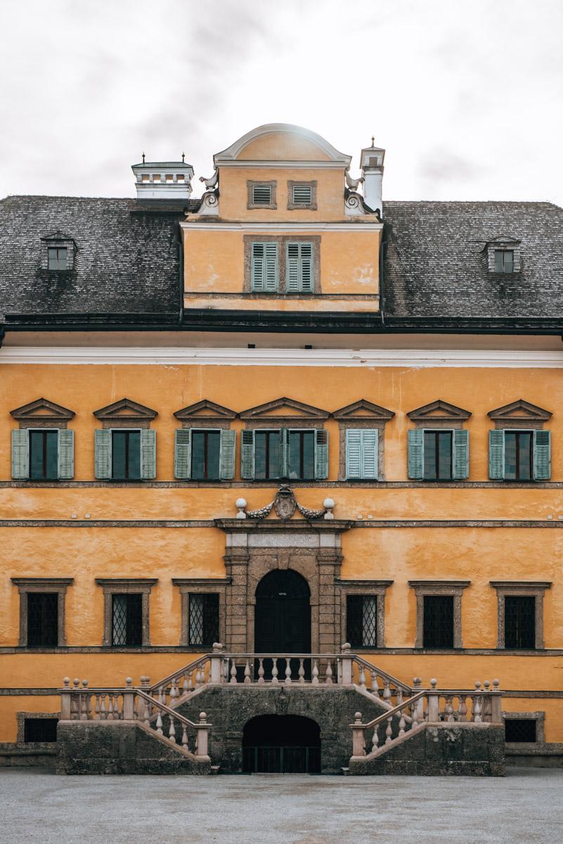 Hellbrunn Salzburg