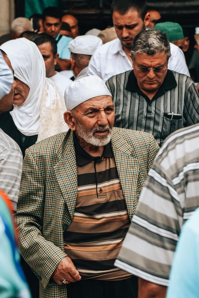 Istanbul Freitagsgebet