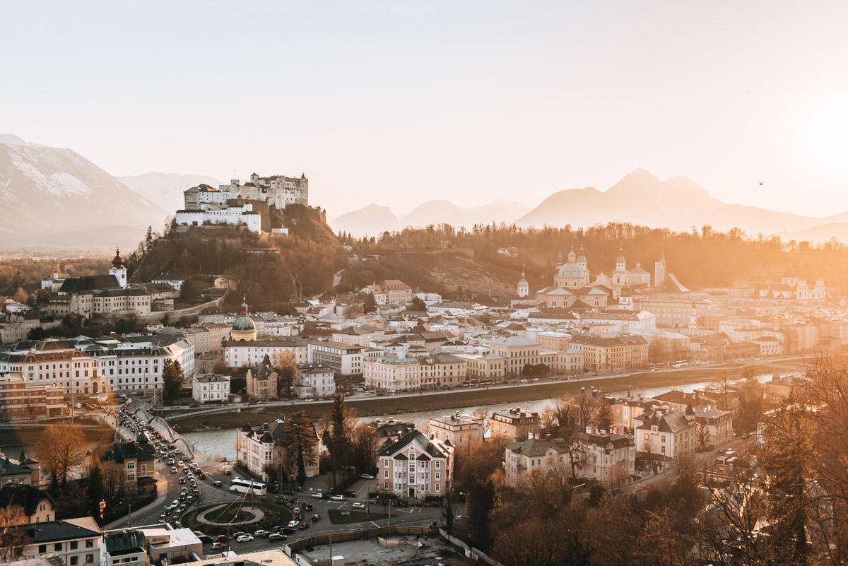 Ein Wochenende In Salzburg Unsere Highlights Tipps Sommertage