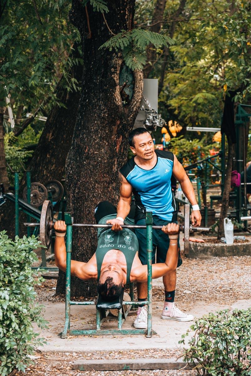 Lumphini Park Tipps