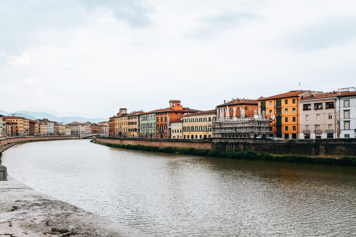 Pisa Toskana Route