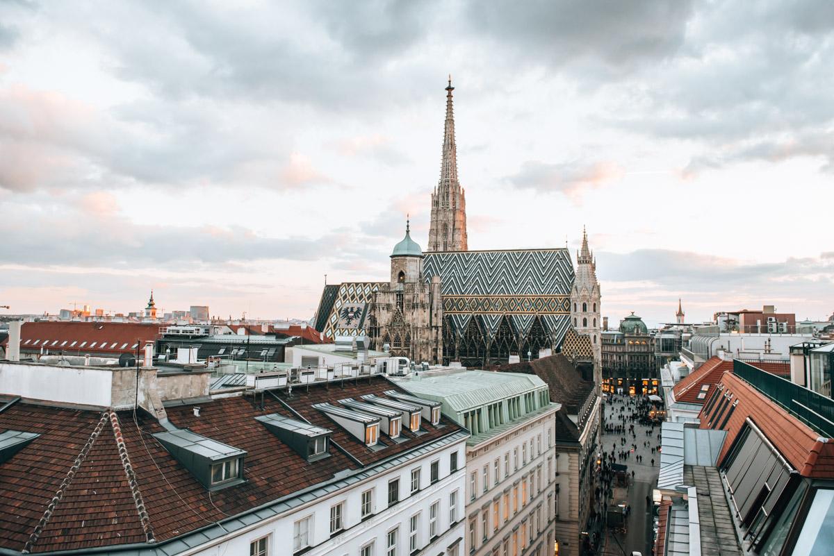 Rooftop Bars Wien