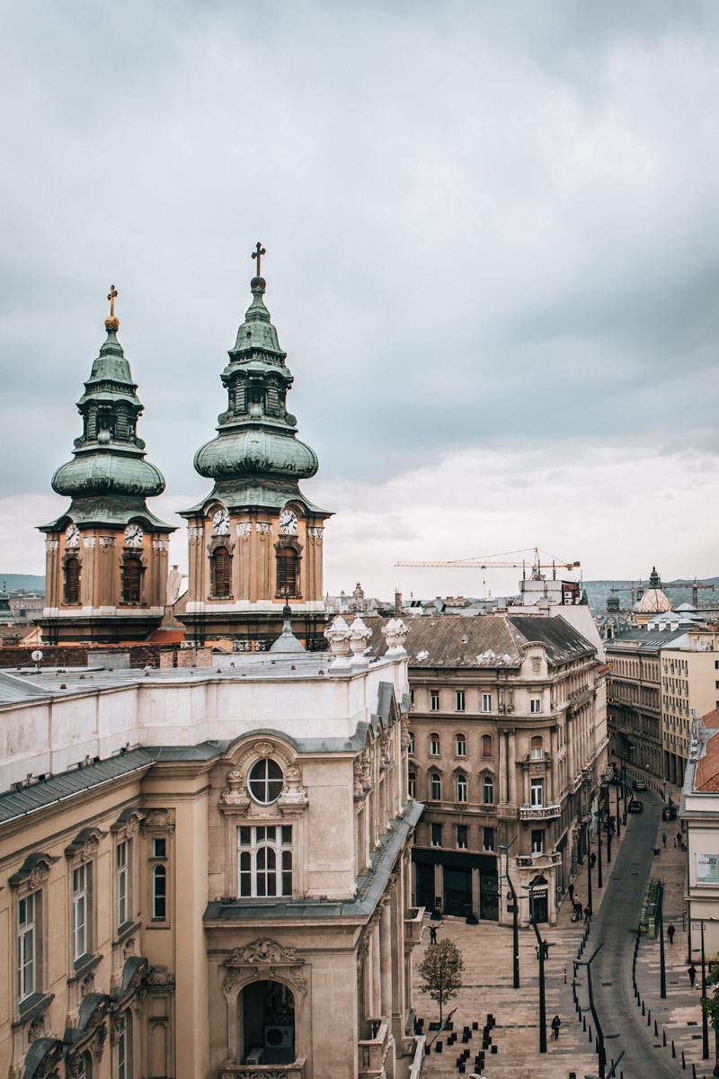 Rum Hotel Budapest