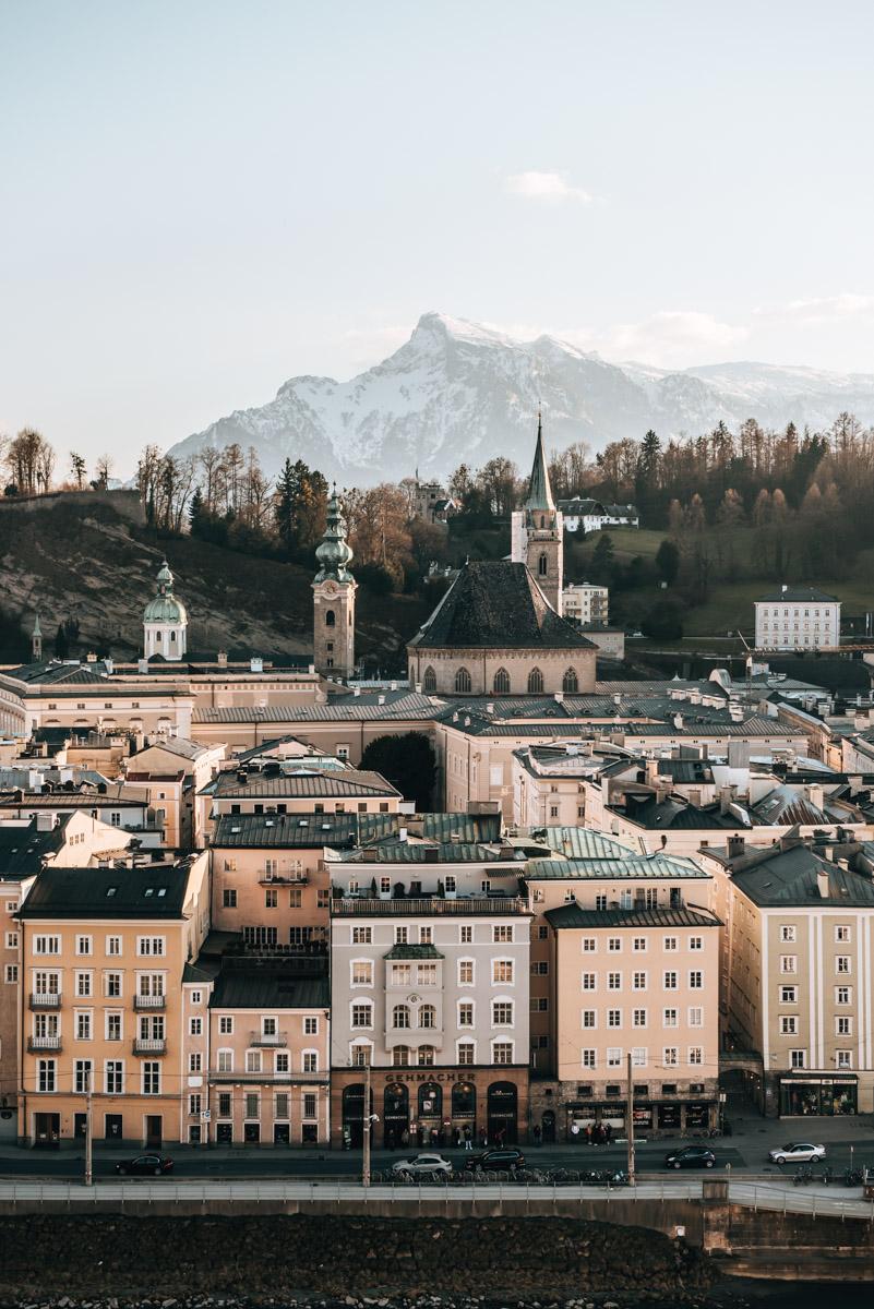Salzburg Travel Blog