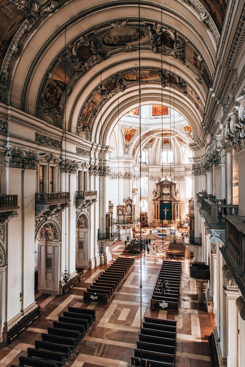 Salzburg Church