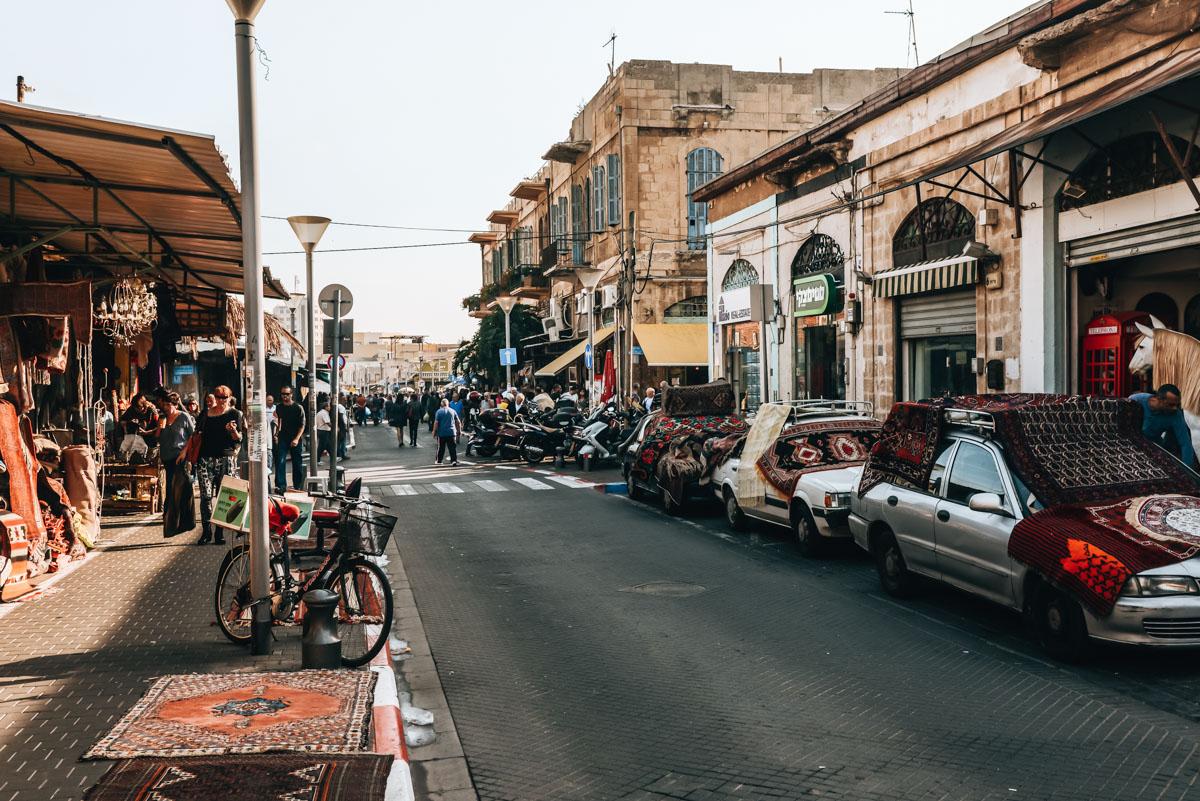 Jaffa Flohmarkt