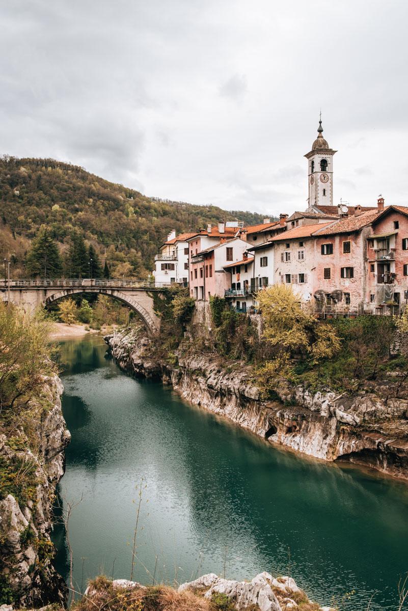 Kanal ob Soci Slovenia