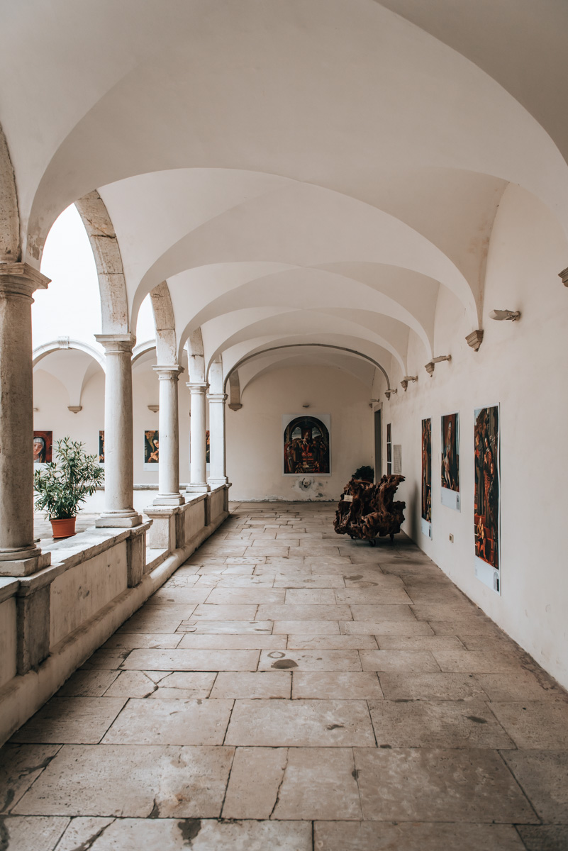 Monastery Piran