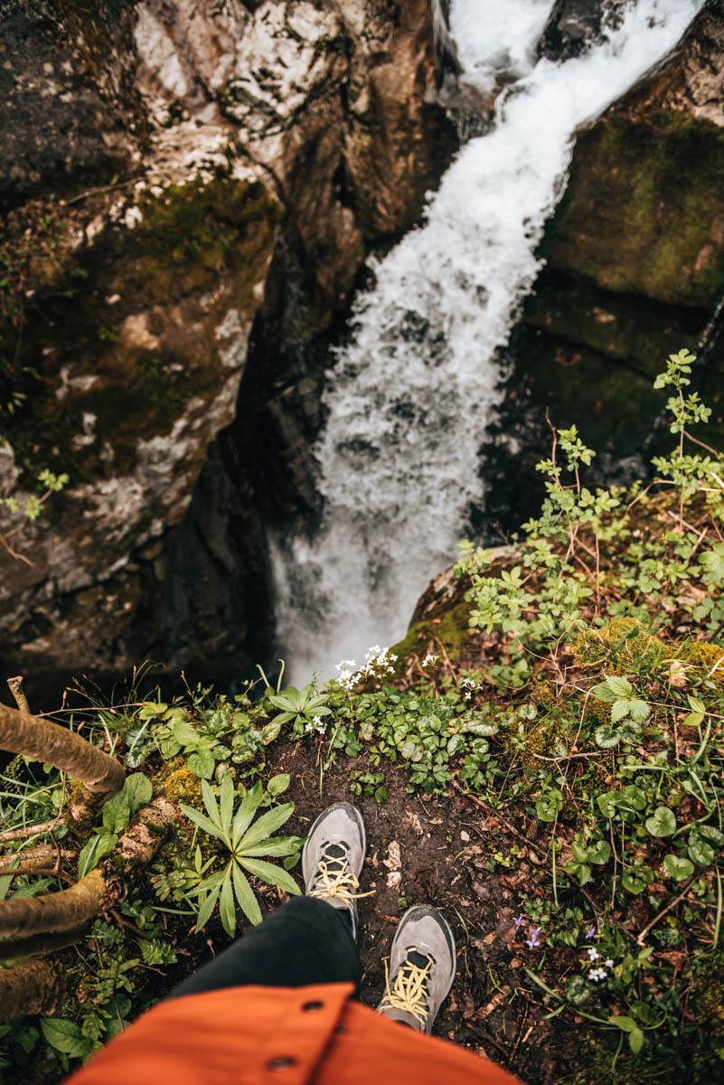 Kozjak Waterfall