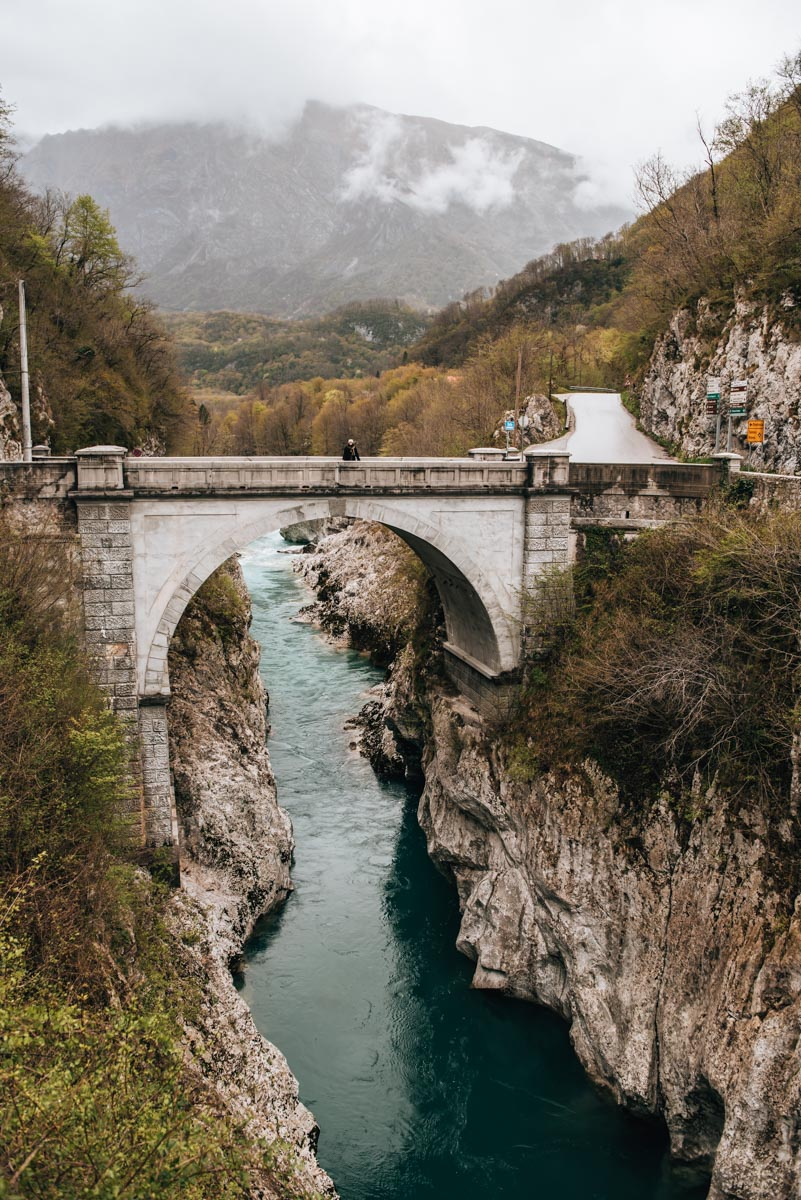 Napoleon Bridge Kobarid