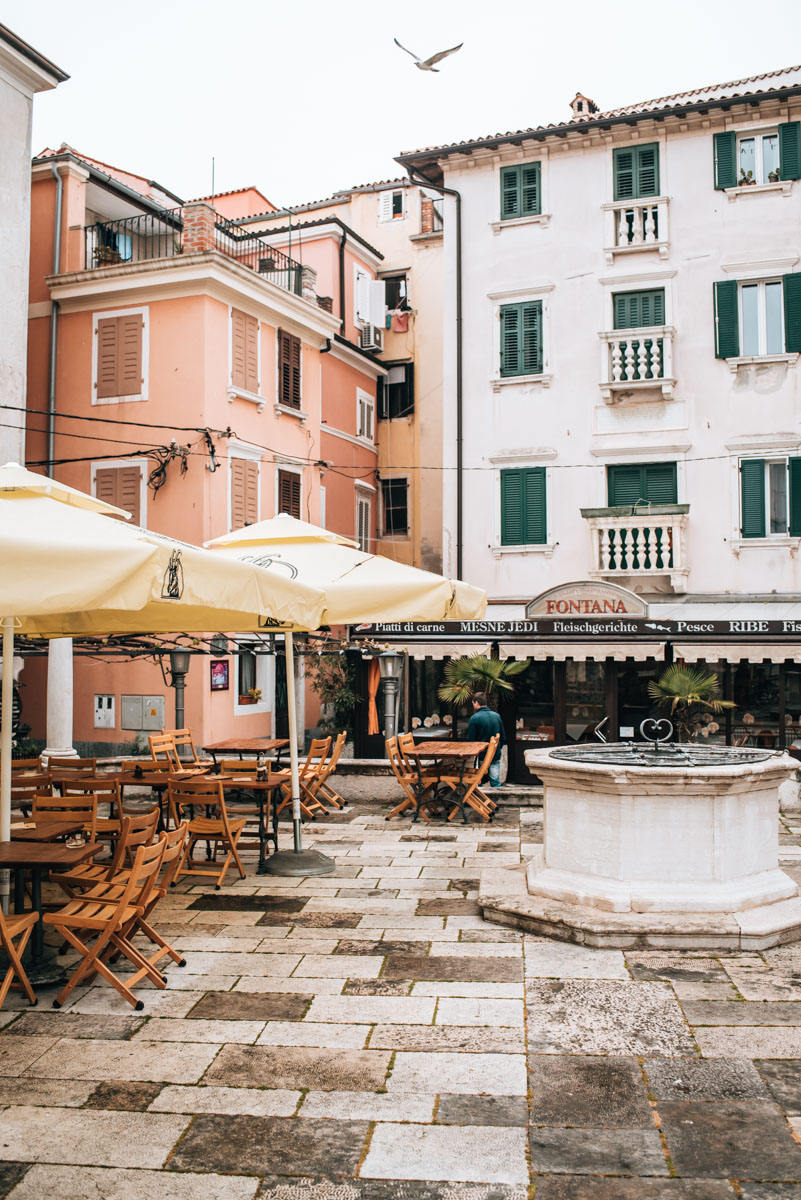Restaurants Piran