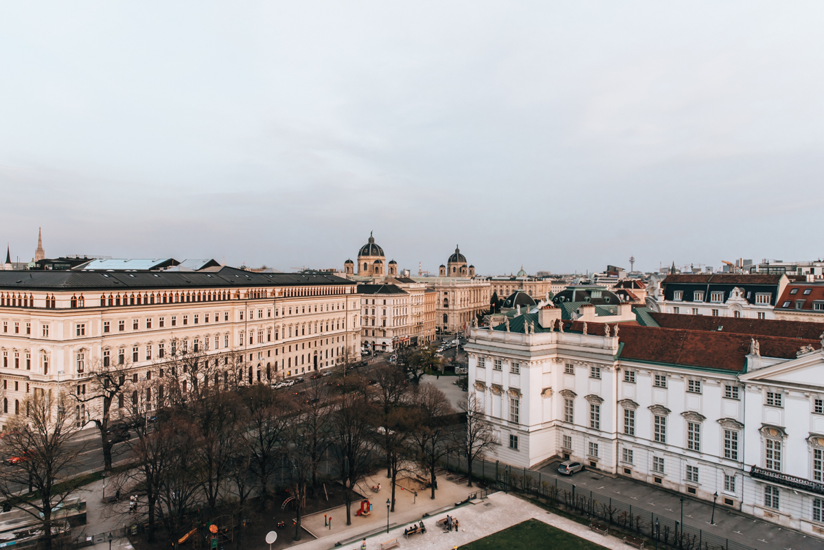 Rooftop Wien