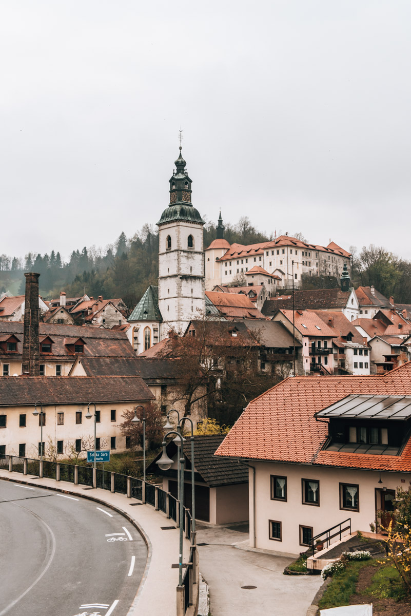 Skofja Loka Slowenien
