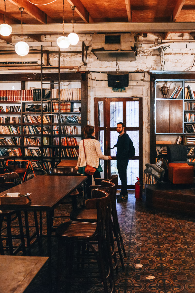 Tel Aviv Bar Tipps
