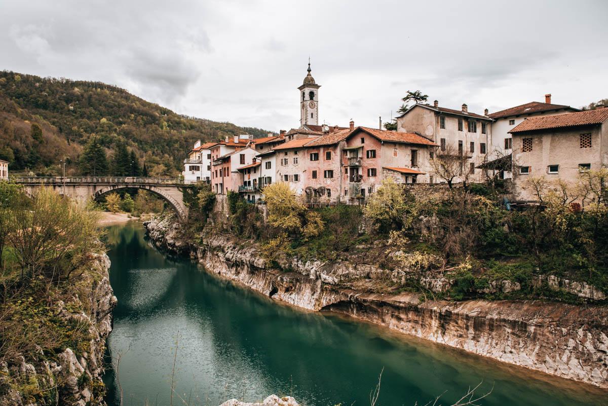 Die schönsten Orte im Soča-Tal in Slowenien: Highlights & Tipps