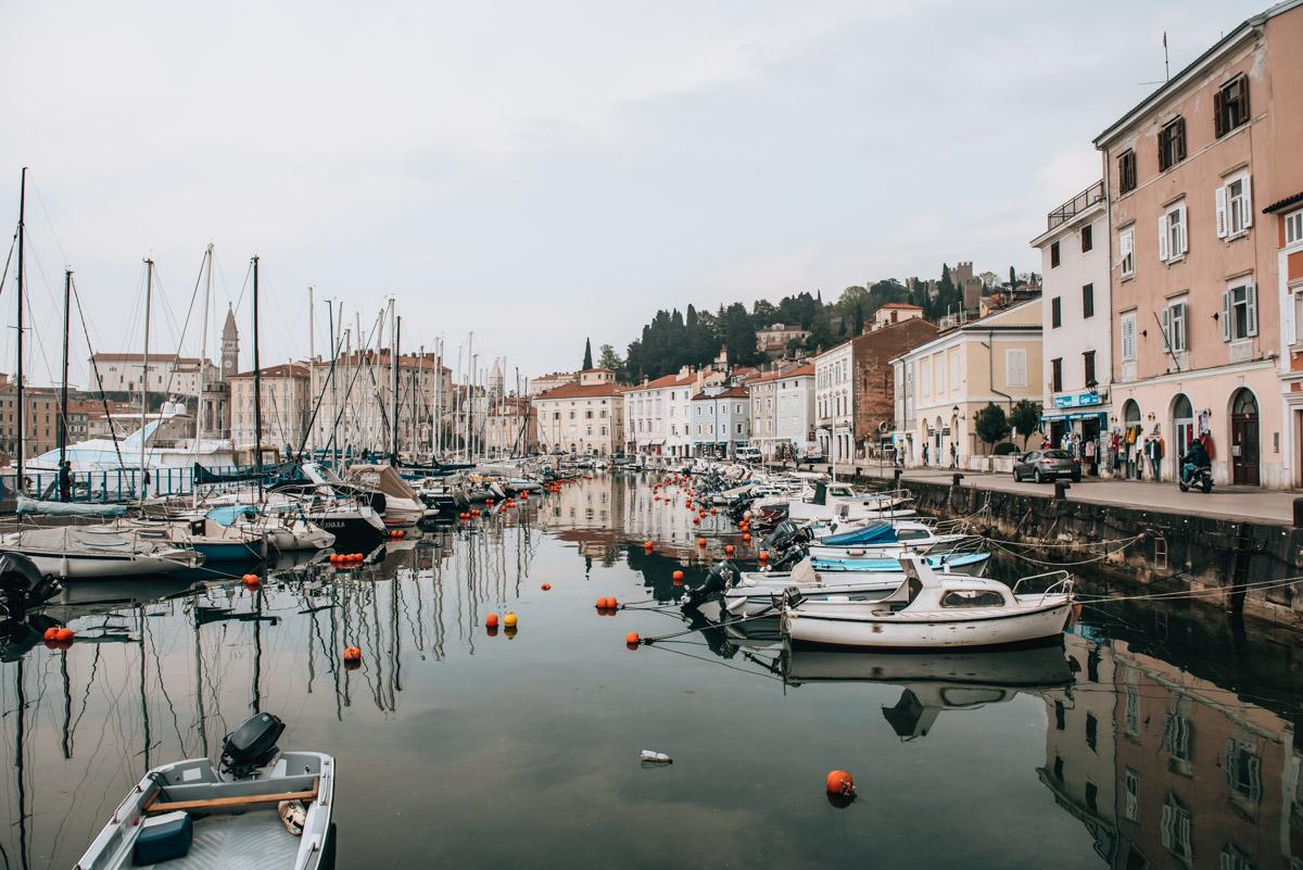 Harbour Piran