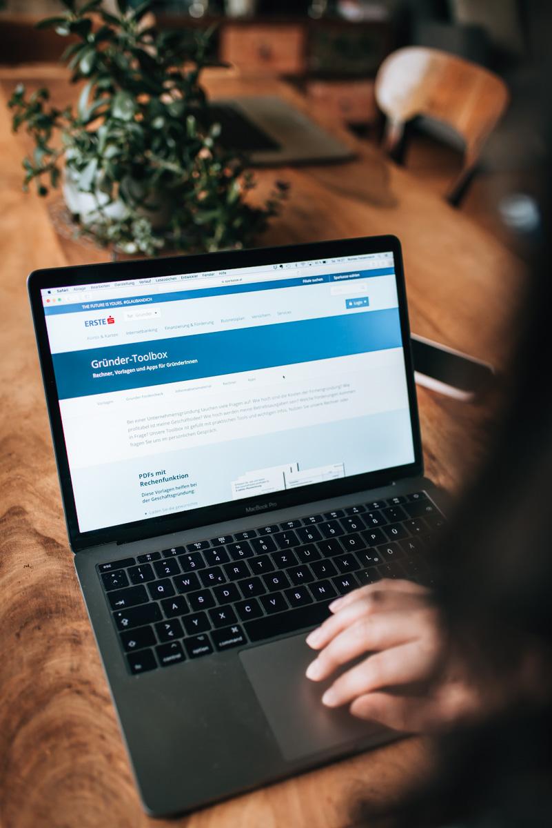 Erste Bank Glaub an dich Blogger