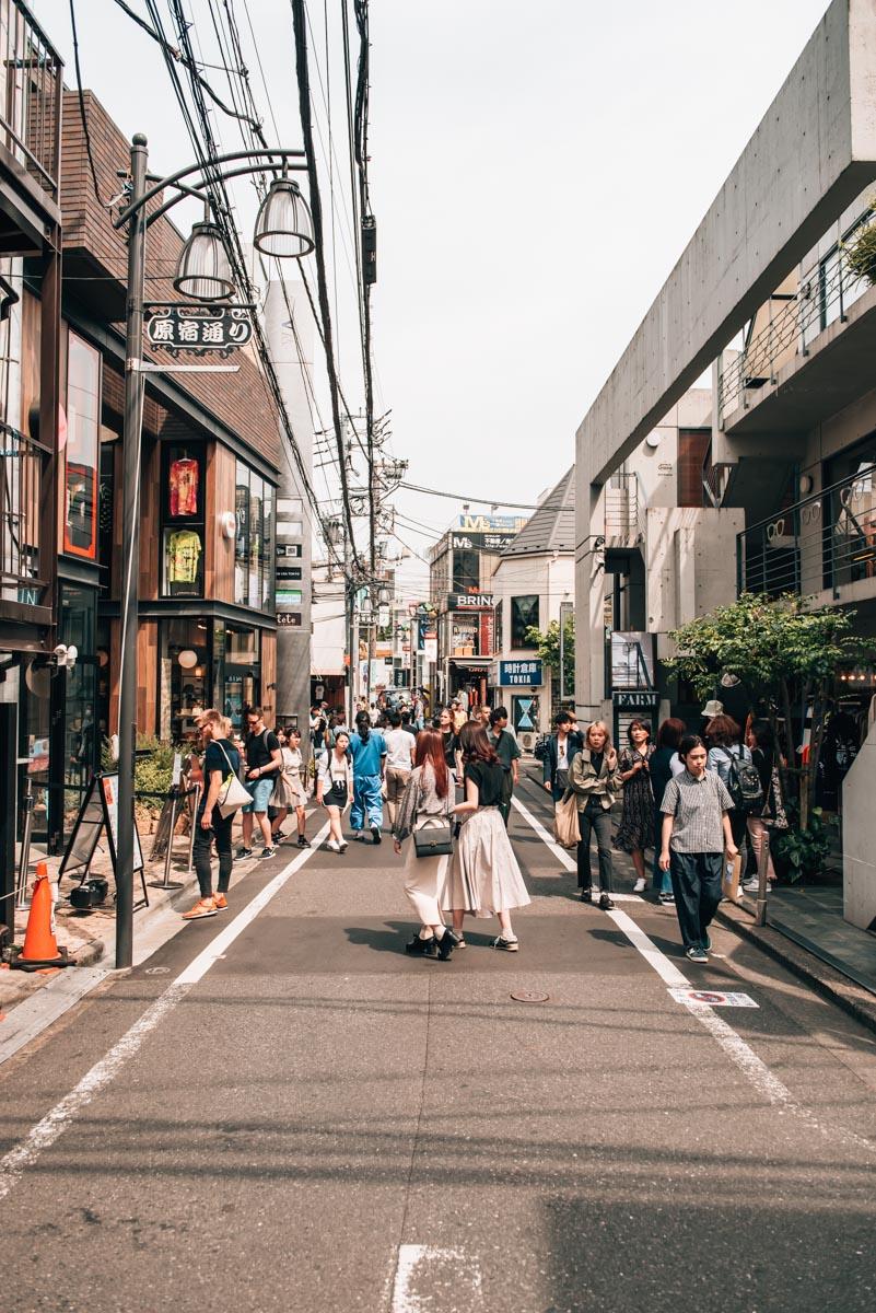 Harajuku Tokio