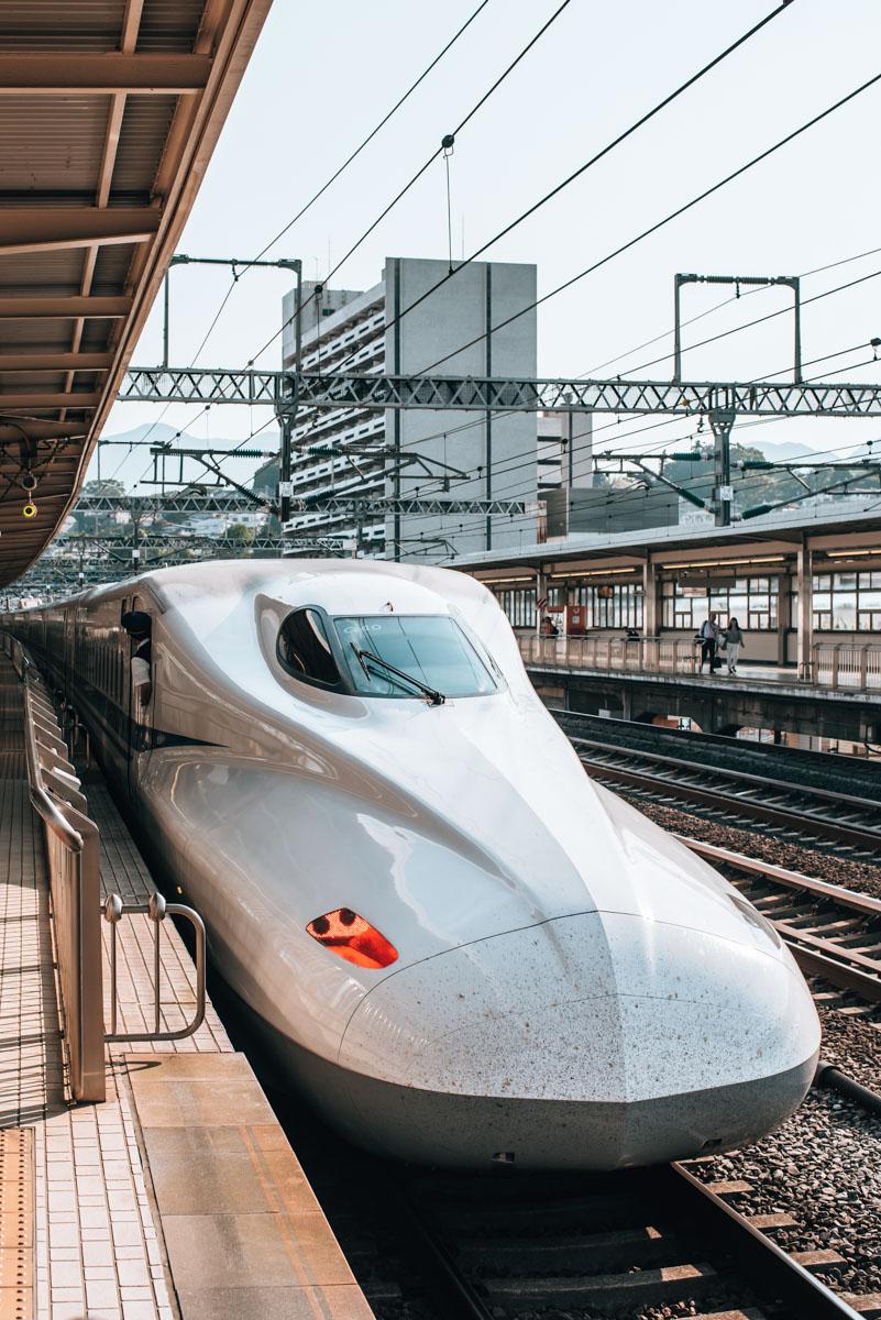 Japan Shinkansen Tipps