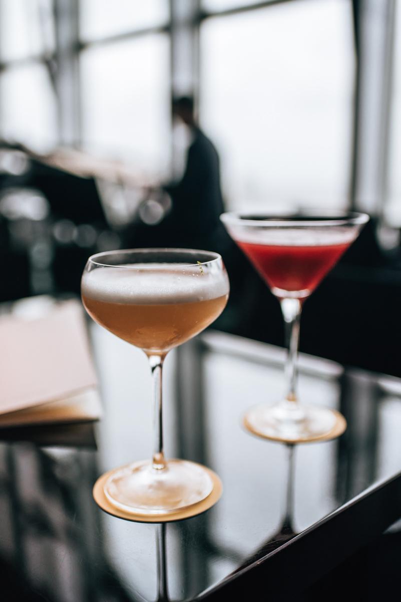 New York Bar Tokyo Aussicht