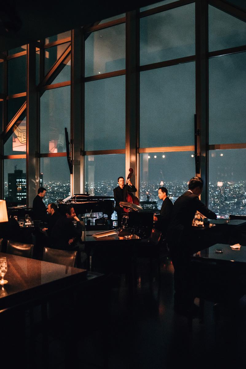 New York Bar Tokyo Price