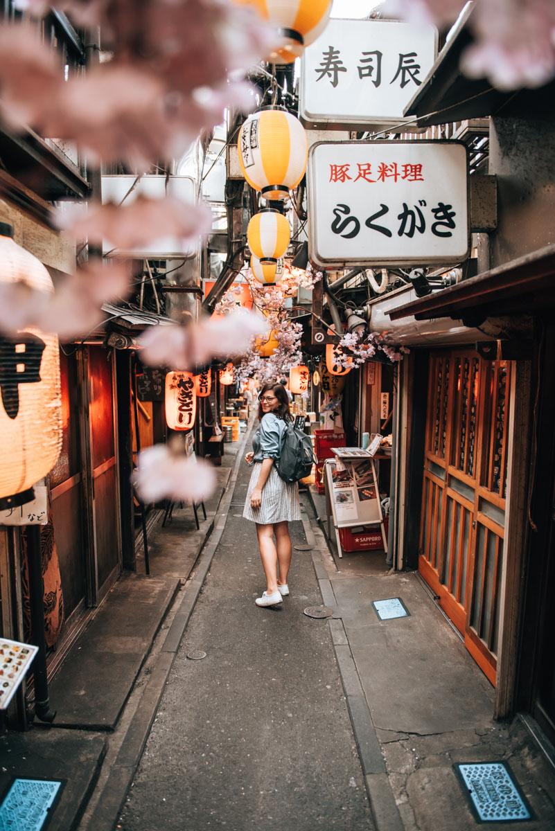 Piss Alley Tokio