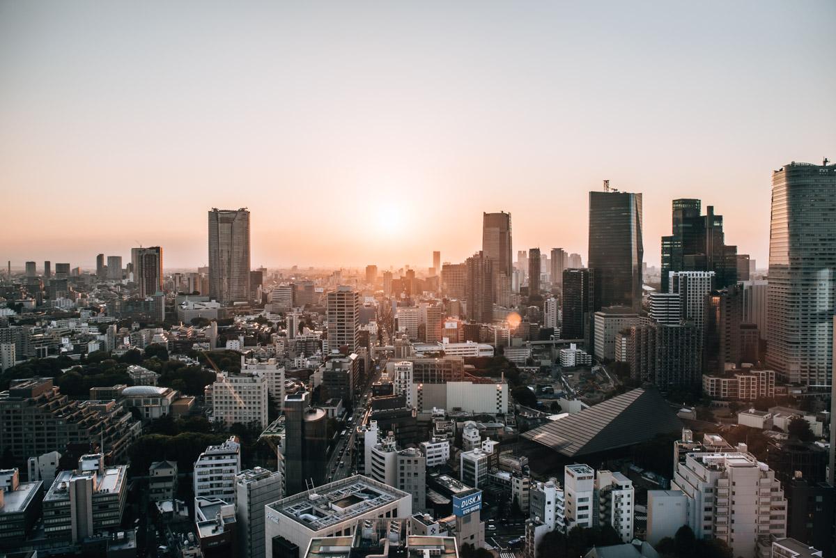 Reiseroute Japan