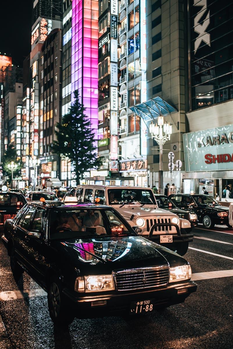 Shinjuku Tipps