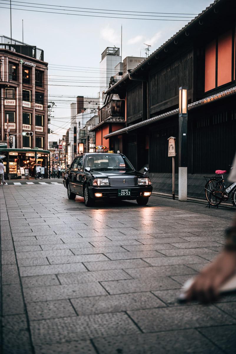 Taxi Japan Kosten
