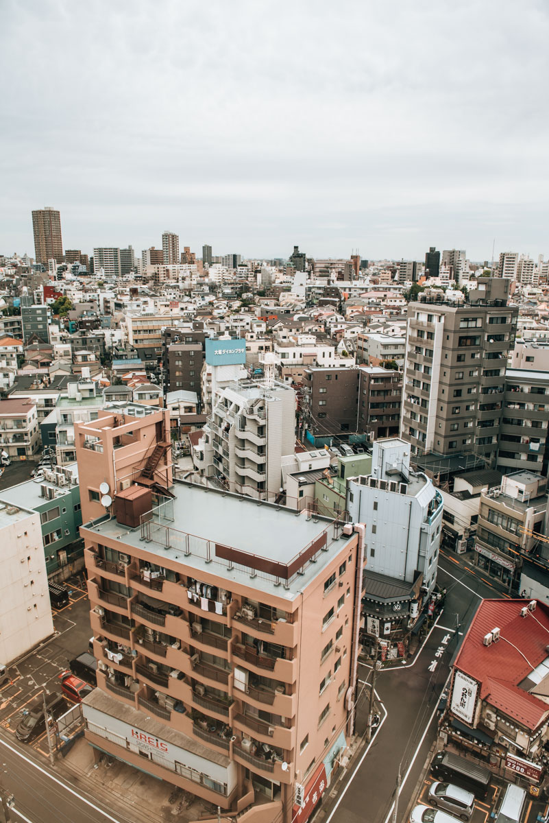 Tokyo Hoteltipp
