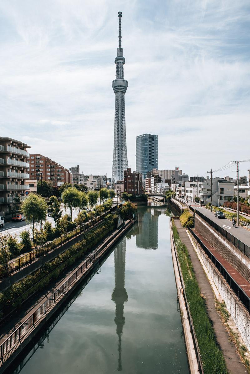 Tokyo Skytree Fotospot