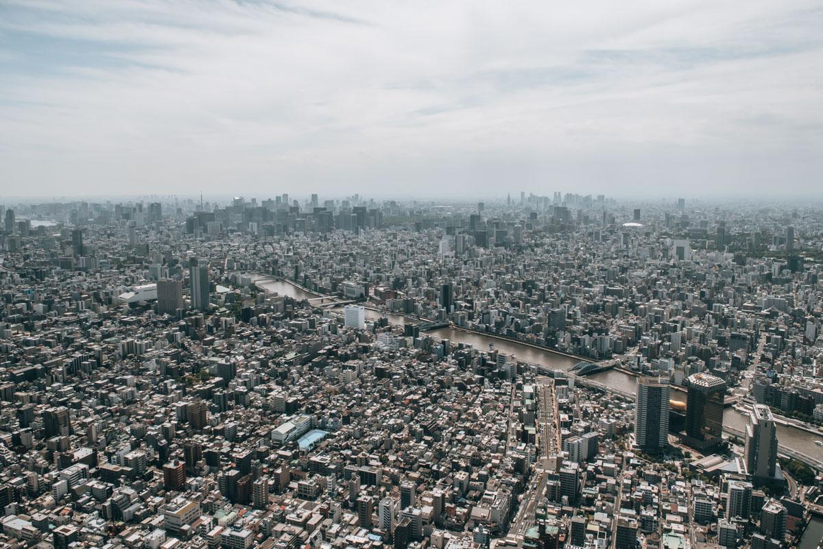 Tokyo Skytree Tembo Deck