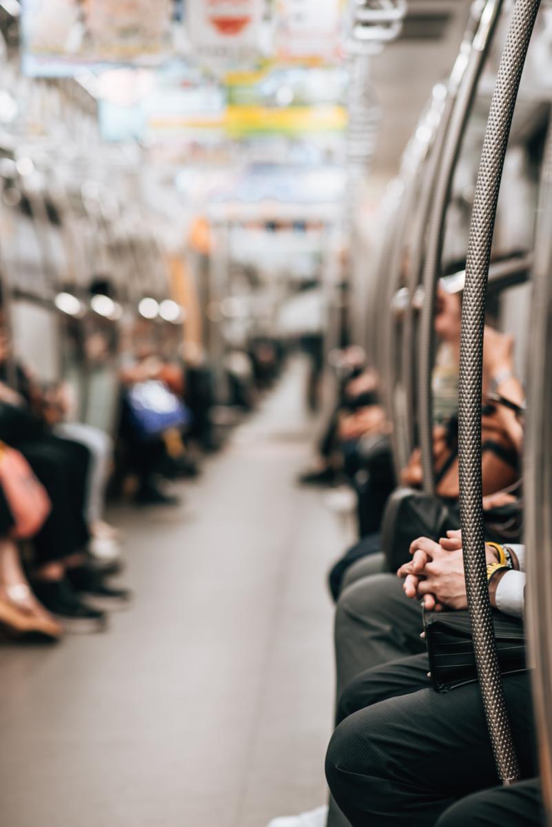 U Bahn Japan Erfahrungen