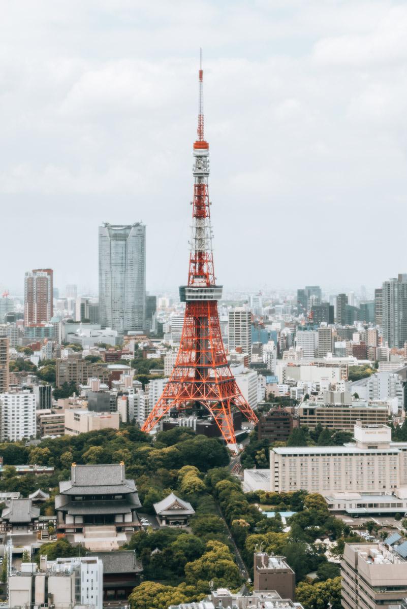 World Trade Center Tokyo View