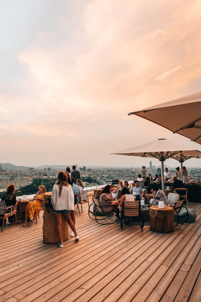 Aurora Rooftop Bar