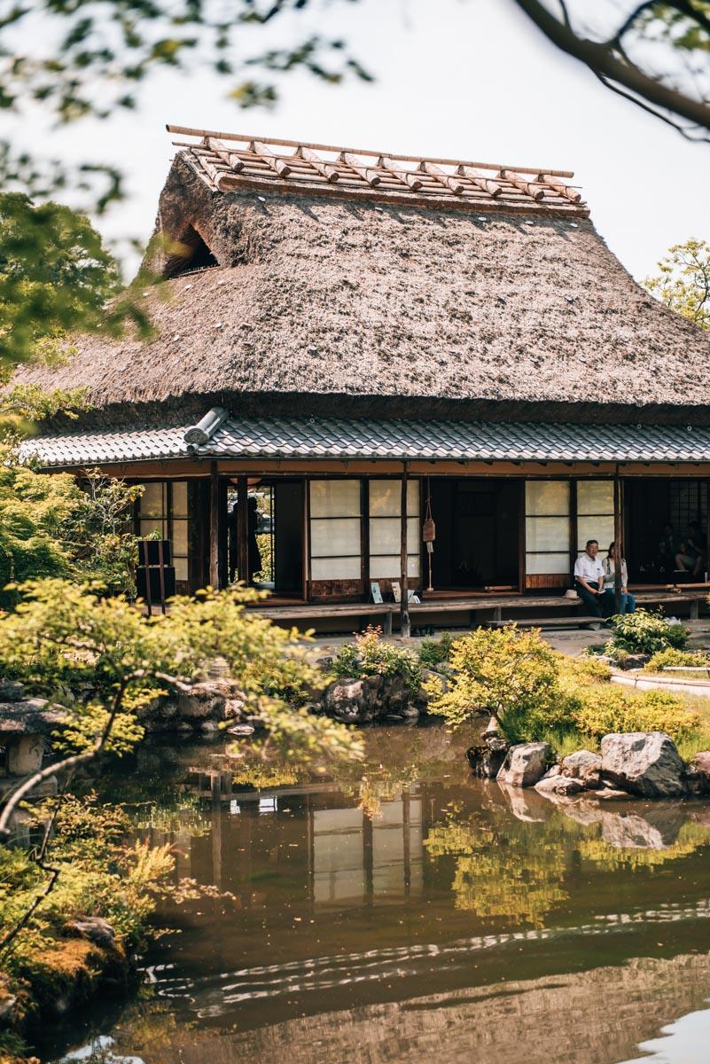 Isuien Garden Nara