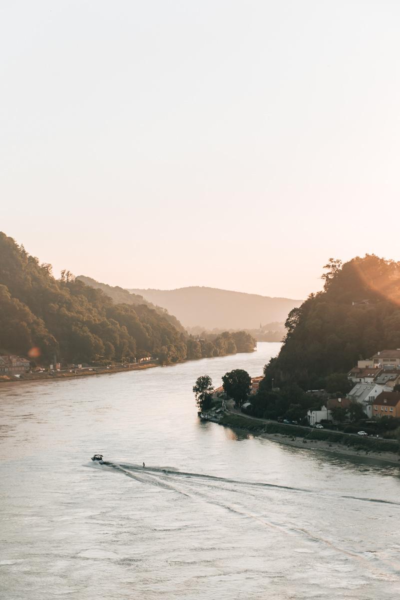 Linz Donau Tipps