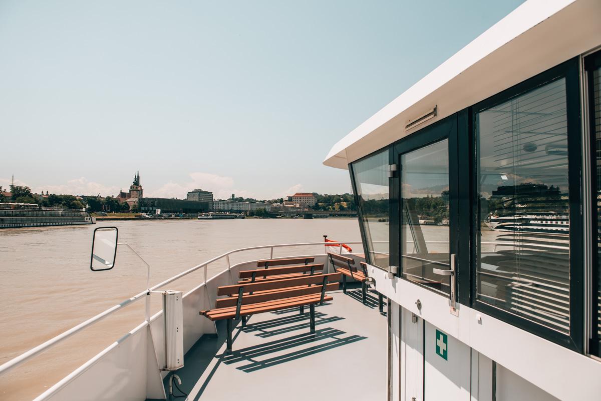 Linz Hafenrundfahrt