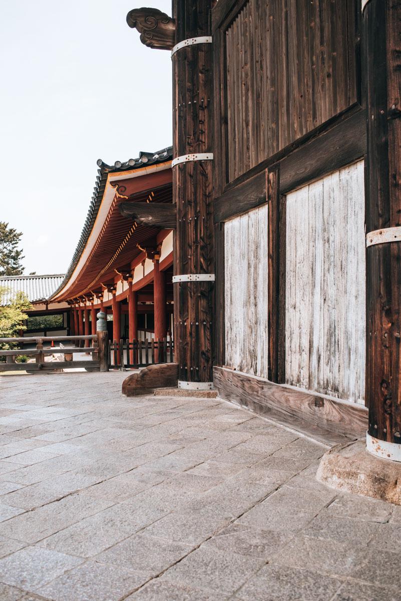 Nara Temple Tips