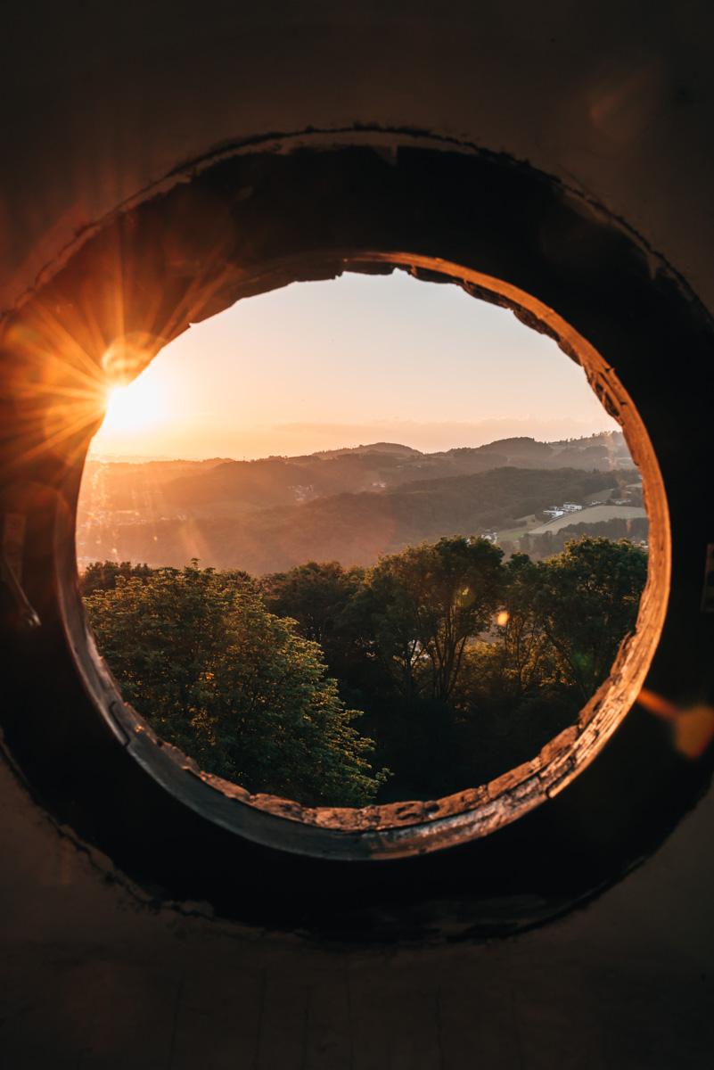 Sonnenuntergang Linz Tipps