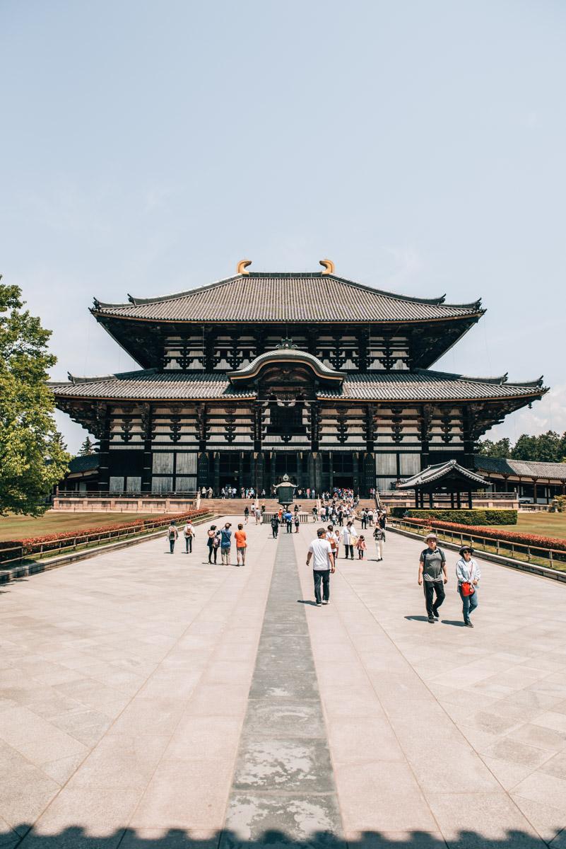 Tōdai ji Temple