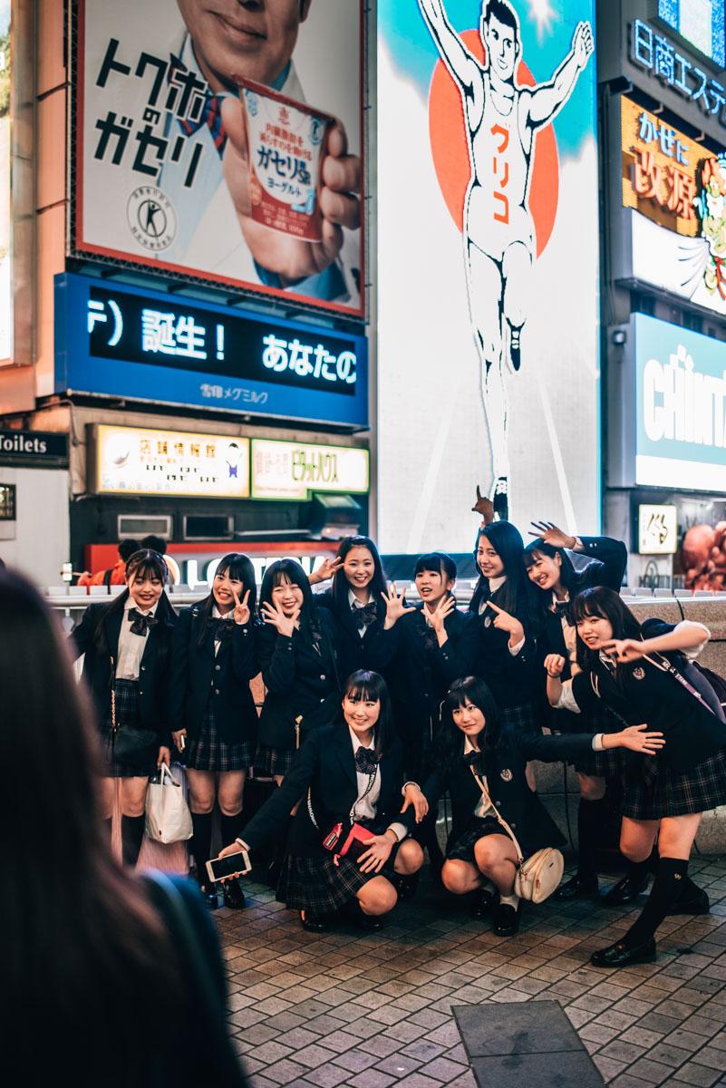 Glico Sign Osaka