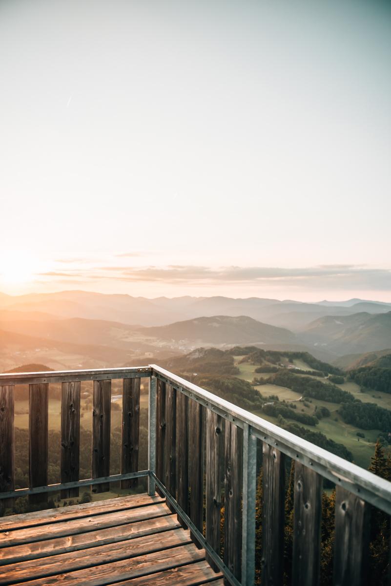 Hohe Wand Aussichtsturm